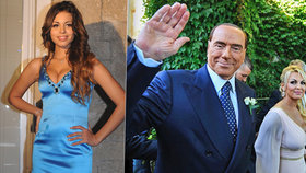 Bunga bunga orgie, operace srdce, o 50 let mladší žena: Berlusconi prahne znovu po moci