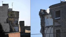 Výbuch plynu srovnal bytovku se zemí: Zahynuli čtyři lidé, přes 20 zraněných