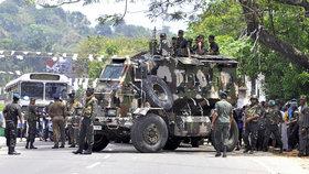 Cestovatelé, pozor. Srí Lanka vyhlásila kvůli násilným střetům výjimečný stav