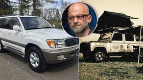 Hvězda Dabing Street Hynek Čermák: Posedlost auty! Jeden vůz mu nestačí