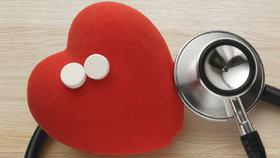 Aspirin je pro kardiaky nezbytný: S užíváním nepřestávejte!