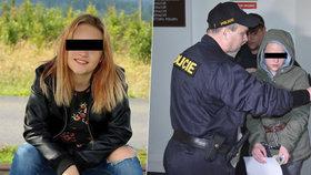 Simona (18) z Novojičínska ubodala svého partnera: Ve vězení má strávit druhou půlku svého života