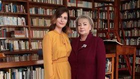 Kate Zemanová na inauguraci! Co měla prezidentská dcera na sobě, jak to slušelo její matce?