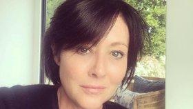 Brenda z Beverly Hills 90210: Rakovina je zpět, trápili ji obří jehlou!