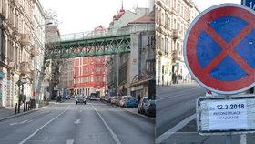 Devět měsíců oprav i dopravních omezení: Husitská ulice na Žižkově projde rekonstrukcí! Co Pražany čeká?