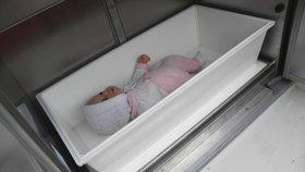 Další dítě, které rodiče nechtěli: V pardubickém babyboxu našli odloženého chlapečka!