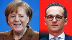 """Německou diplomacii nově povede ve vládě Merkelové """"advokát"""" migračních kvót"""