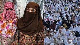 Chlípná pouť do Mekky. Muslimky řekly, kam jim muži sahali při svatém rituálu