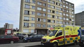 Tragický konec boje o život po pádu z 9. patra v Plzni: Chlapec (†11) zemřel