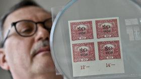 Mauritiové a Bombajský dopis: Praha se stane centrem milovníků známek