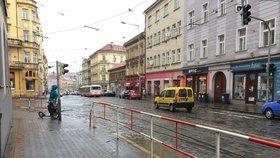 Začala poslední fáze rekonstrukce Nuselské ulice. Hotovo bude v září