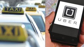Uber zavede EET. Dohodl se s Schillerovou, taxikáři zatím evidovat nemusí