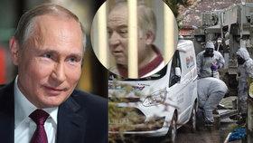 Ultimátum vypršelo. Kreml na žádost o objasnění smrti exšpiona neodpověděl