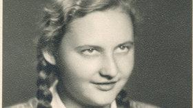 Ingeborg Cäsarová: Němka, kterou Češi po válce na osm let zavřeli do internačního tábora