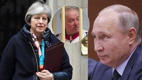 """Vyhazovy diplomatů? Pro Londýn a Moskvu je to """"denní chleba"""""""