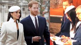 Další kritika chování Harryho snoubenky Meghan: Tohle při ceremonii nesmí!