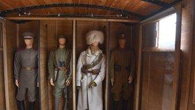"""V Uhříněvsi pamatují na """"tvůrce"""" státu: Legionářům uspořádali rovnou tři výstavy"""