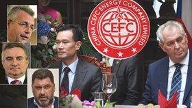 Zemanův poradce je vyšetřován, řekli Mynářovi v Číně. Prezident ho zatím neodvolá