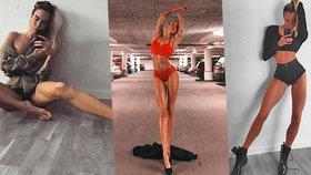 Švédku šikanovali, teď je z ní hvězda: Má nekonečně dlouhé nohy!