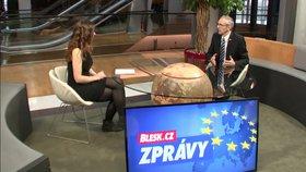 Češi řeší konec v EU, Slováci ne. Europoslanec varuje, kolik by stála ztráta Schengenu