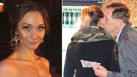 Zadaná kráska Bára Mottlová: Laškuje s ní slavný kolega!