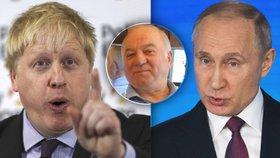 """""""Bylo to Putinovo rozhodnutí."""" Britský ministr obvinil z otravy špiona přímo šéfa Kremlu"""