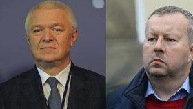 Faltýnek a Brabec by ČSSD dali 4 ministerská křesla. Babišovi to vychází na 3,5 člověka