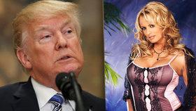 """""""Dozvěděl jsem se to až pak."""" Trump odmítá, že by naváděl právníka k zaplacení údajným milenkám"""