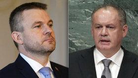 """""""Přemalovali chobotnici, napudrovali zdechlinu."""" Slováci řeší důvěru nové vládě"""