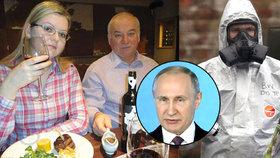 Nové skutečnosti v případu otráveného Skripala: Jeho dcera Julia (33) měla bouřlivý románek s údajným ruským agentem