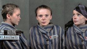 Dívku (†14) zabili injekcí jedu do srdce: Její poslední snímek vypovídá o neskutečném utrpení v Osvětimi