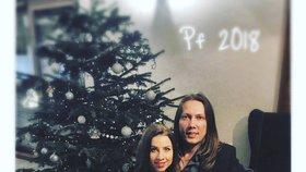 Drama těhotné partnerky čtyřnásobného Slavíka: Dvojčata musela okamžitě ven z břicha!