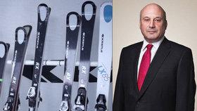 Český miliardář Němec kupuje dalšího výrobce lyží. Rakouskou značku Kästle