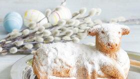 Tradiční velikonoční recepty: Beránek, mazanec i nádivka