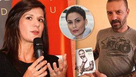 Rozrušená autorka Řepkovy knihy: Co mi soukromě prozradil o pornoútocích!