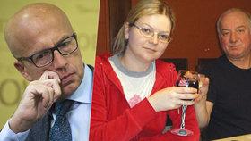 Telička vs. Kmoníček: Vyhostit jen dva ruské diplomaty? Moskva se tomu leda zasměje