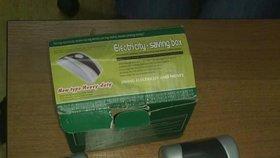 """Pozor na šmejdy! """"Zázračná"""" krabička má šetřit energii, místo toho ji spotřebovává"""