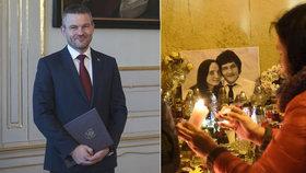 """Vláda """"po Kuciakovi"""" dostala na Slovensku důvěru. Většina ministrů ale zůstává"""