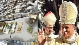 Biskup v čele katolického gangu: Služebníci Boží ukradli 12 milionů