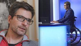Moderátor Novy Jančařík přiznal: Za problémy si můžu sám, odložil jsem transplantaci!