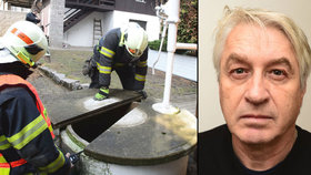 Rychtář zrychtoval dům exmanželky a otrávil studnu: Škoda za 350 tisíc!
