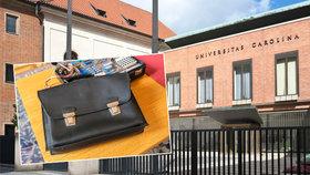 Aktovka Jana Palacha i vlajka studentské legie: Univerzita Karlova vystaví unikátní exponáty spjaté se svou historií
