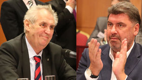 Zemanovci se vrací, prezident souhlasil. Nejedlý vypadl, Nečas střídá Velebu