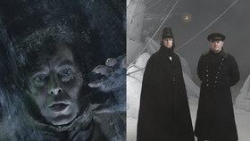 The Terror: Uvězněni v nekonečném ledu, spoutaní strachem a navždy zatracení vstupují na obrazovky