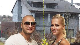 Rozchod Dary a Rytmuse: Dělení obřího majetku! Patrik ale prchnul z Česka