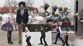 """URNA, Leoš Mareš či politická """"smetánka"""". Velikonoce si každý užívá po svém"""