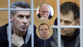 První razie na ruské oligarchy od dob Chodorkovského: Zatkli hned dva