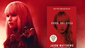 Recenze: Rudá volavka je Mata Hari 21. století, nebezpečná a připravená na všechno
