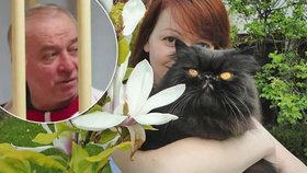 Důležitou zprávu o otravě Skripala skrývají kočky a morčata, tvrdí jeho neteř