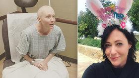 Brenda z Beverly Hills porazila rakovinu, ale nové výsledky zase nejsou dobré!